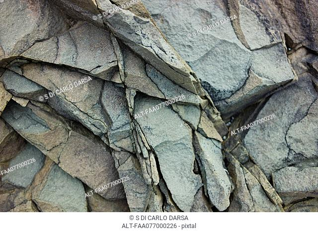 Volcanic rock, close-up