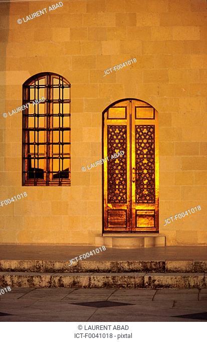 Lebanon, Beit Ed-Dine, Mir Amin palace