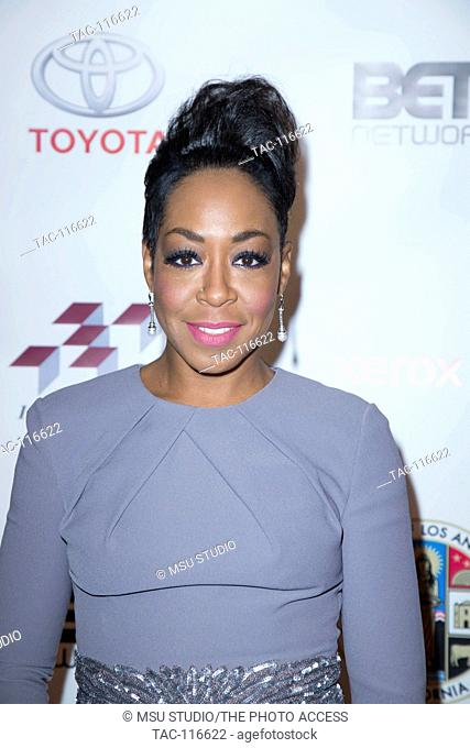 Tichina Arnold attends YWCA Greater Los Angeles 2015 Rhapsody Gala: Imagine. The World is Yours at Beverly Wilshire Hotel on November 13, 2015 in Beverly Hills