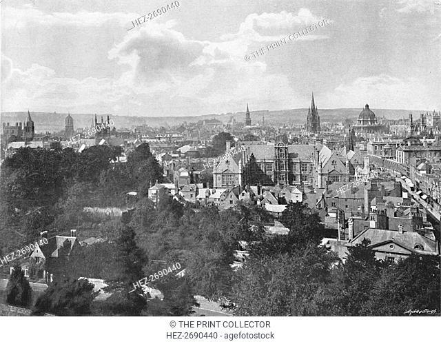 'Oxford', c1896. Artist: Charles Gillman & Co