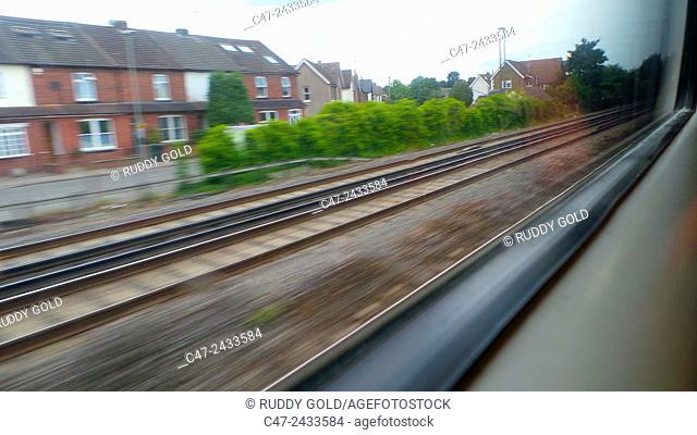 Travel in train