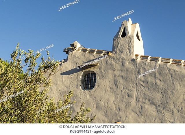 House in the country near Competa, Malaga province, Spain