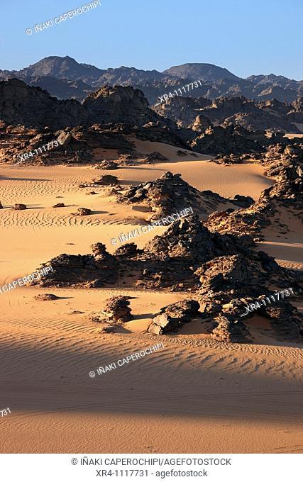 Akakus National Park, Ghat, Libya