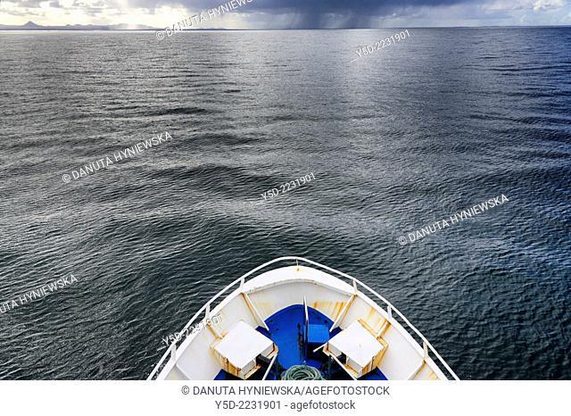 Icelandic waters of Atlantic Ocean