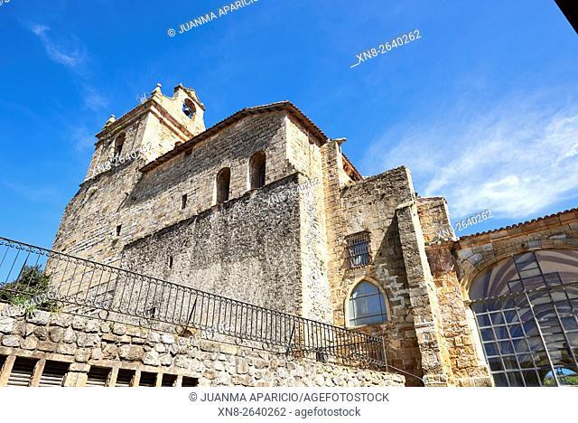 Church of Santa María de la Asunción, Laredo