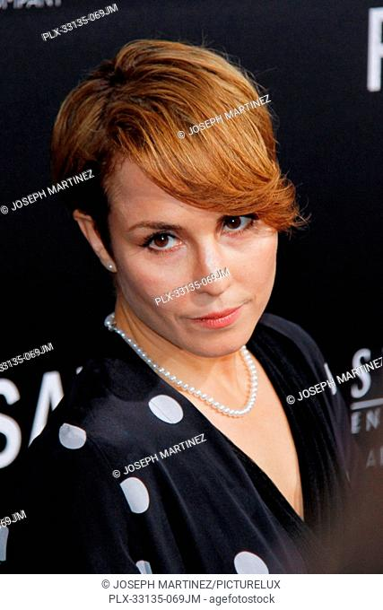 Noomi Rapace at the Premiere of Lionsgate's Hacksaw Ridge held at the Academy's Samuel Goldwyn Theater in Beverly Hills, CA, October 24, 2016