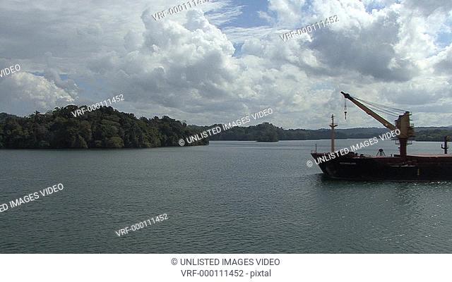Panama Canal Lake Gatun