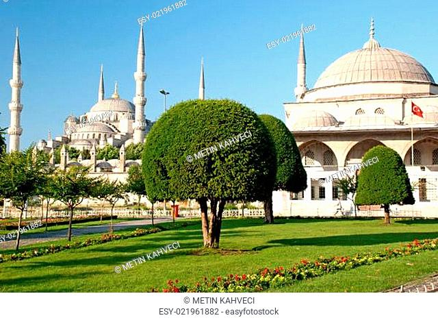 Blau Moschee - Sultan Ahmet Camii ISTANBUL