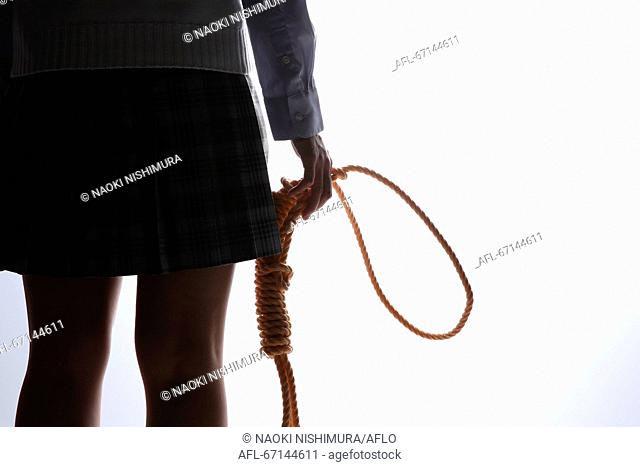 Suicide social issue image