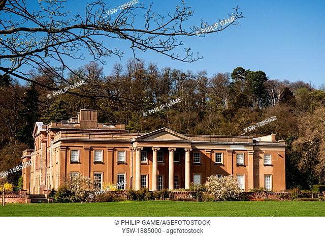Himley Hall, situated between Kingswinford and Wombourne, started life in the 18th century when a medieval manor house made way for a Palladian mansion  The 180...