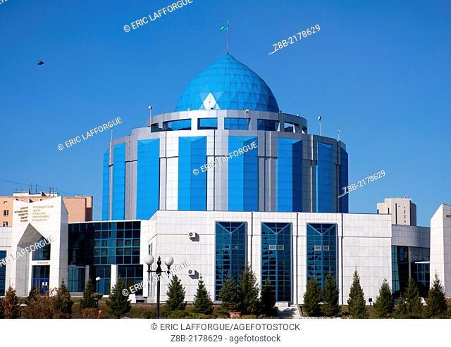 Presidential Museum of Kazakhstan, Astana, Kazakhstan