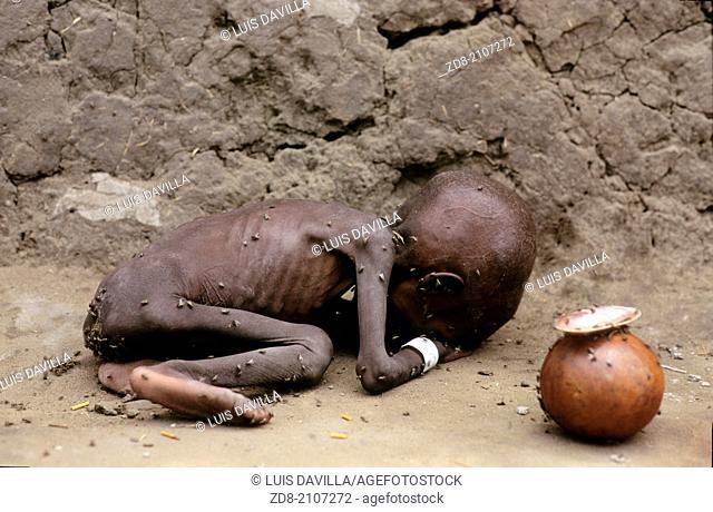 famine in sursudan
