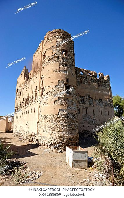 Ancient architecture. Ibra, Ash Sharqiyah, Sultanate of Oman