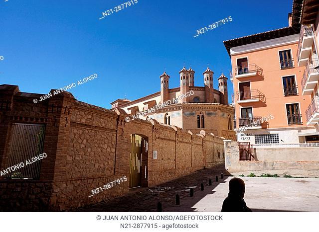 San Pedro Church. Teruel, Aragón, Spain, Europe