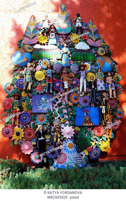 Tree of Life, Mexico
