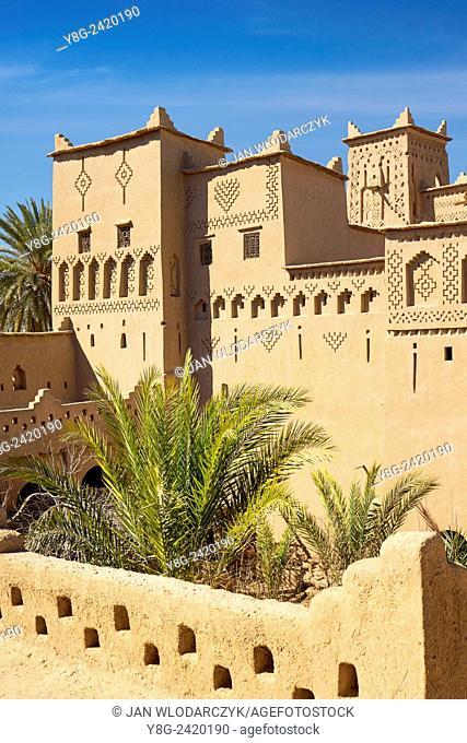 Kasbah Amerhidil, Sokura, Morocco, Africa