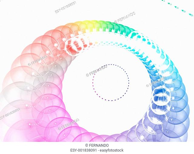 Design colorful, multicolor abstract background