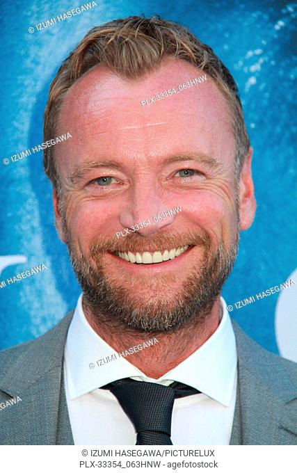 "Richard Dormer  07/12/2017 """"Game of Thrones"""" Season 7 Premiere held at The Music Center's Walt Disney Concert Hall in Los Angeles"