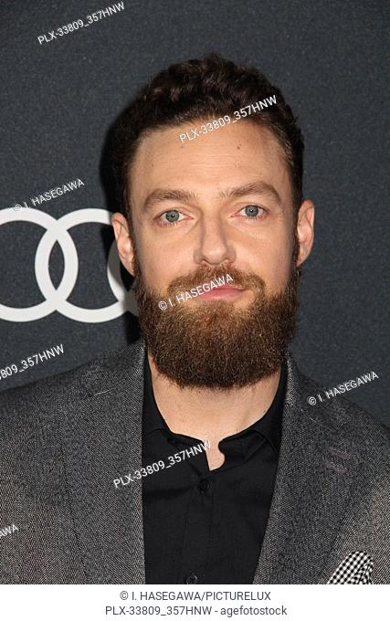 """Ross Marquand 04/22/2019 The world premiere of Marvel Studios' """"""""Avengers: Endgame"""""""" held at The Los Angeles Convention Center in Los Angeles, CA"""