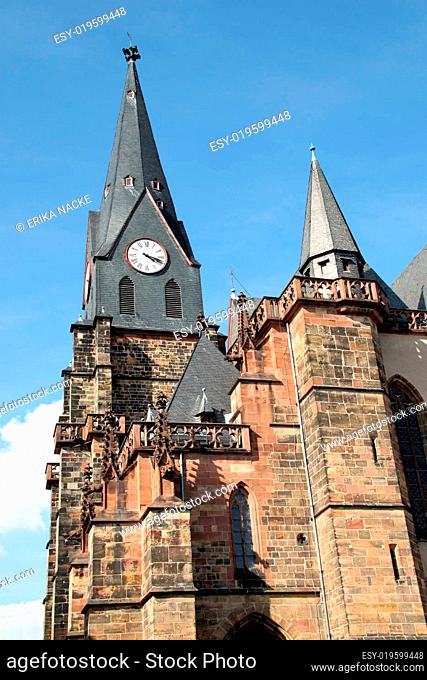 Stadtkirche Friedberg