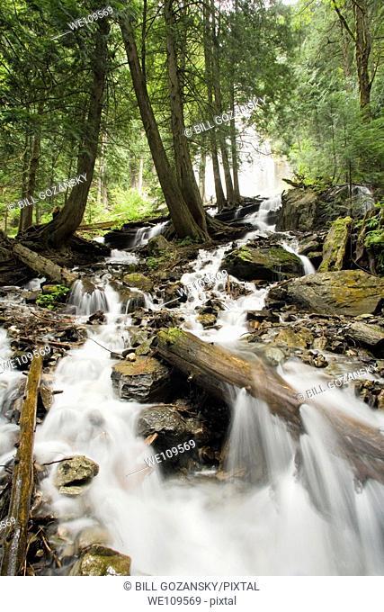 Bridal Falls Provincial Park - Chiliwack, British Columbia