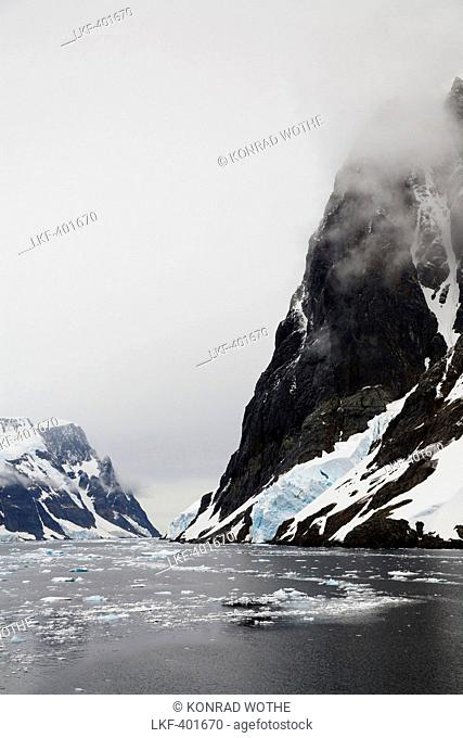 Lemaire Channel, Graham Land, Antarctic Peninsula, Antarktic