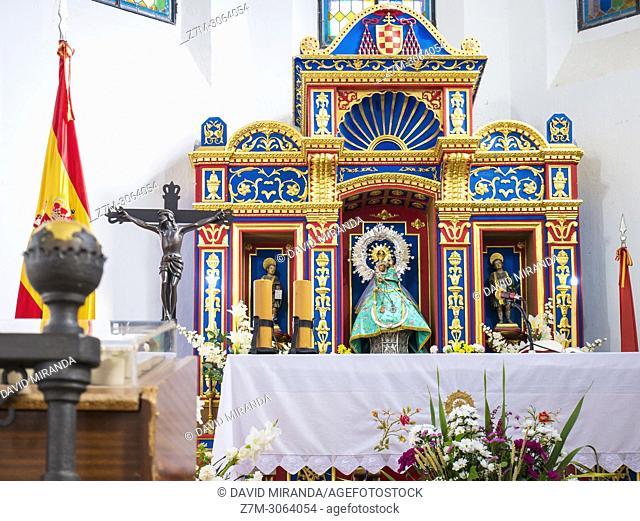 Ermita de la Virgen del Val. Alcalá de Henares. Madrid Province. Spain