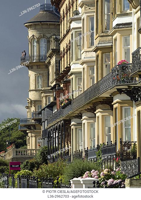 Great Britain. Saltburn-by-the-sea