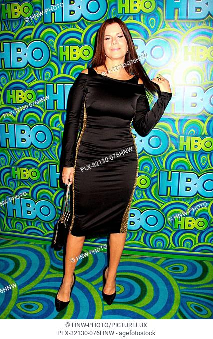 Marcia Gay Harden 09/22/2013 The 65th Annual Primetime Emmy Awards HBO After Party held at Pacific Design Center in West Hollywood