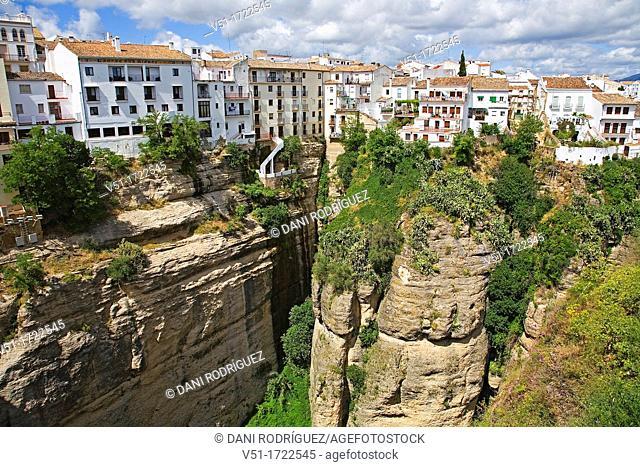 Tajo de Ronda, Malaga, Andalucía, Spain