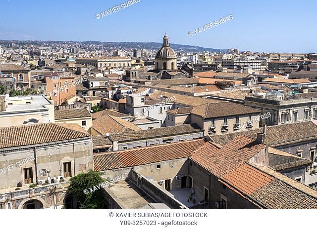 Catania, Sicily, Italy