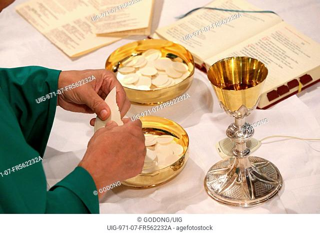 Eucharist of our Lord Jesus Christ