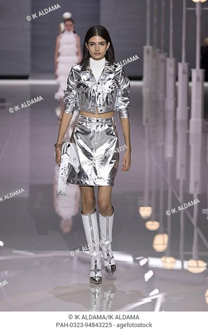 Ralph & Russo runway at London Fashion Week Septiembre 2017 - Pret-A-Porter Spring / Summer 2018. London, UK 15/09/2017. | usage worldwide