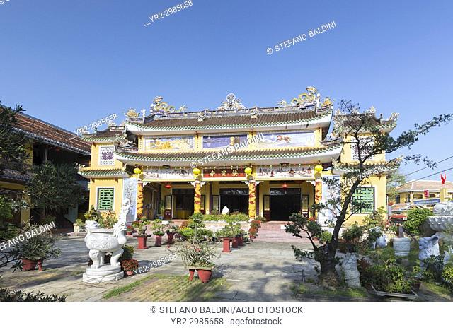Phac Hat pagoda, Hoi An, Vietnam
