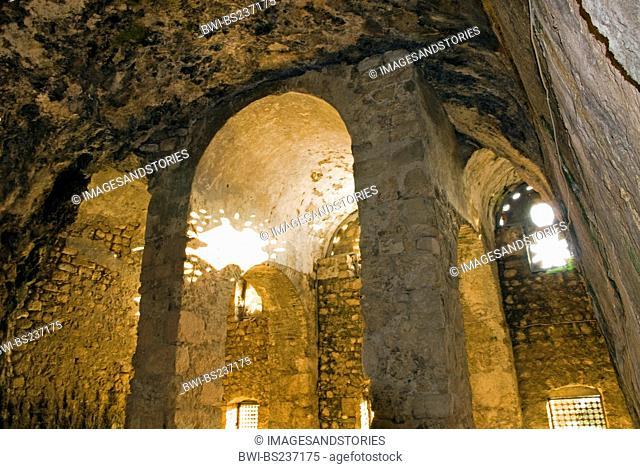 St. Pierre Cave Church on Stauris Mountain, Turkey, Antakya
