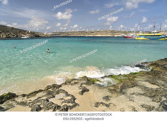 die blaue Lagune, Insel Comino, Malta | the Blue Lagoon, Comino island, Malta