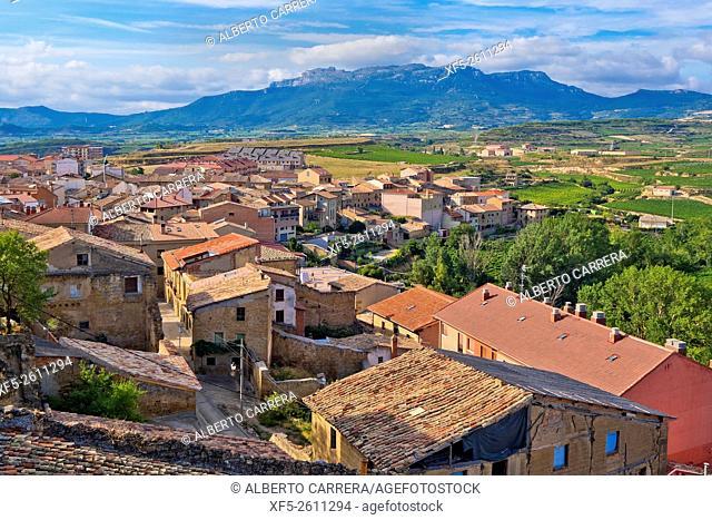 San Vicente de la Sonsierra, La Rioja, Spain, Europe
