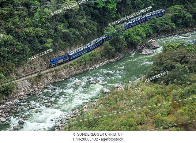 Inca Rail to Machu Picchu