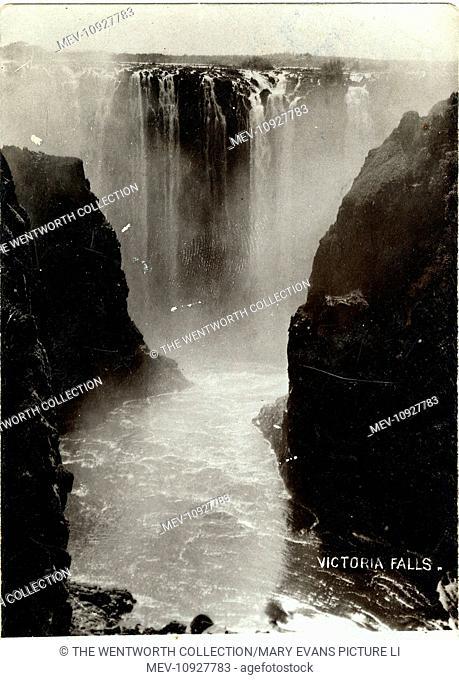 The Waterfalls, Victoria Falls, Matabeleland North, Zambia/Zimbabwe