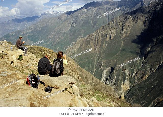 The Andes run the entire length of South America. The longest north-south mountain range in the world,the Andes encompass a tremendous range of ecosystems and...