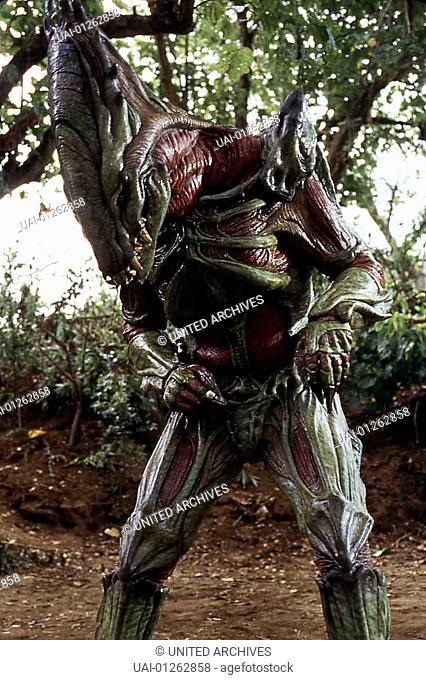 Ist Balacau, das Monster eines alten Eingeborenen-Mythos, wieder auferstanden? *** Local Caption *** 1997, Dna, Genetic Code