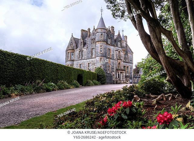 Blarney Castle, Blarney House, Cork, Ireland