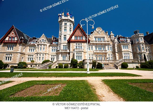 Magdalena Palace, Santander