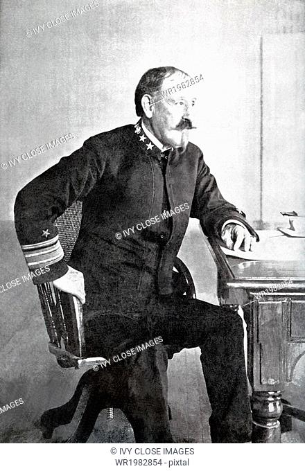 Winfield Scott Schley (1839-1911) was a rear admiral in the United States Navy. In the Spanish-American War (1898), he was the acclaimed hero of the Battle at...