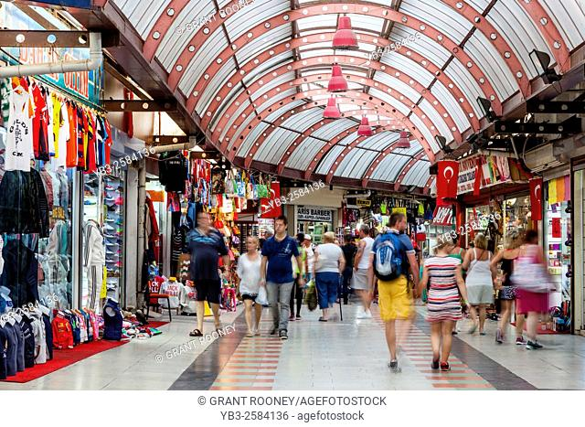 The Grand Bazaar, Marmaris, Mugla Province, Turkey