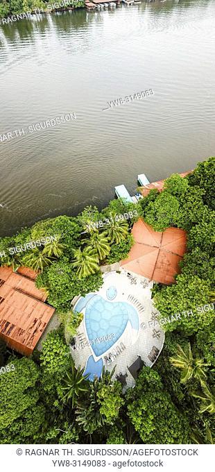 Aninga Evergreen Lodge, Guesthouse-Tortuguero National Park, Costa Rica