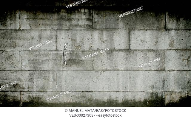 Communism symbol appearing on a wall