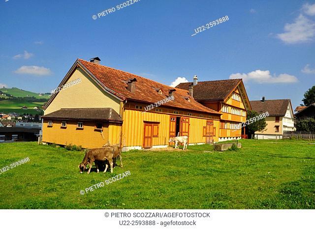 Switzerland, Appenzell...