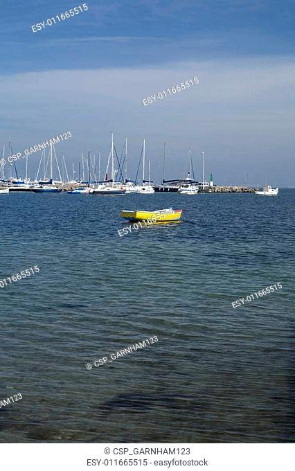 Los Alcazares bay