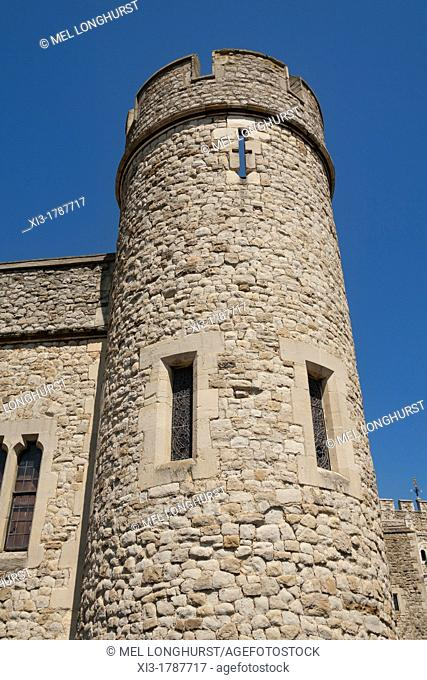 St Thomas's Tower, Tower of London, London, England